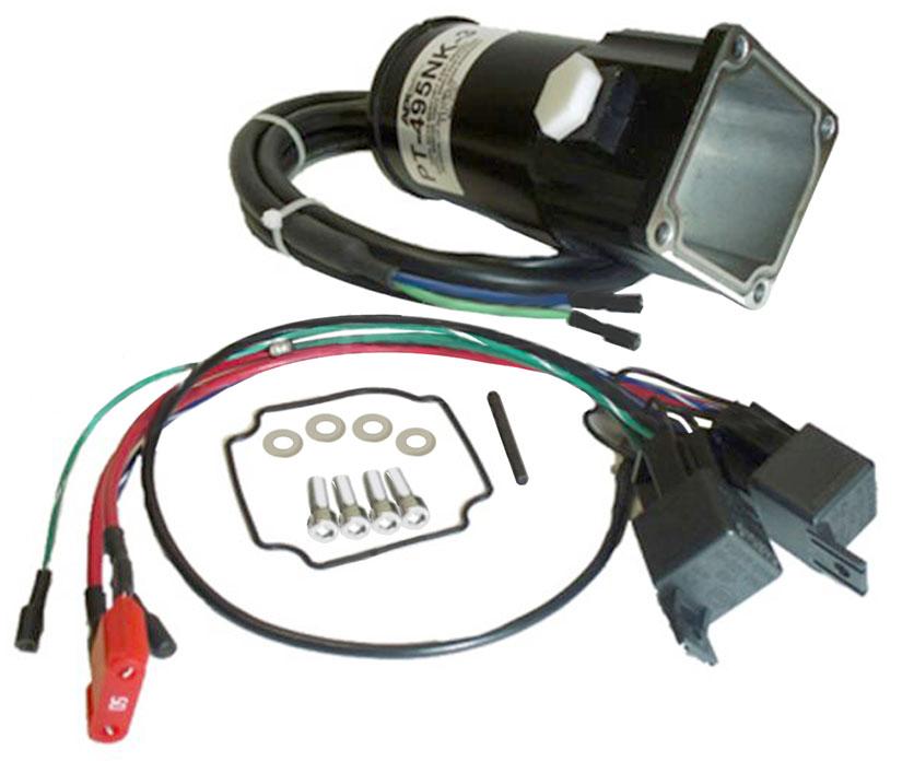 force single ram 3 wire motor