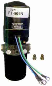 PT504N mercury and u s mariner power trim motors and assemblies Mercruiser SmartCraft Wiring -Diagram at mifinder.co