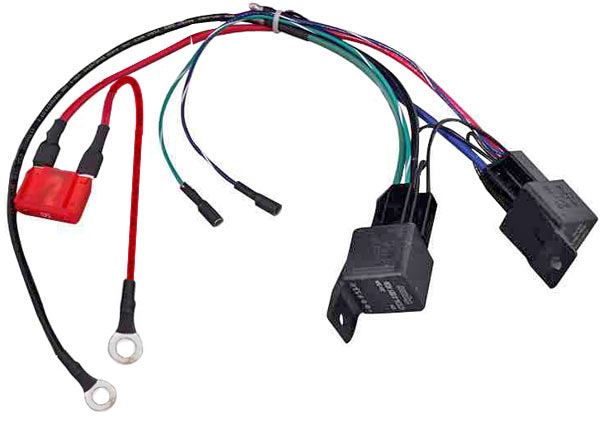 Chrysler Force Outboard Trim Motors  Solenoids  Relays