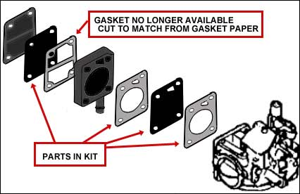 TOHATSU and NISSAN OUTBOARD FUEL SYSTEM PARTS-- MASTERTECH