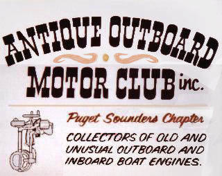 Antique Outboard Northwest Chapter