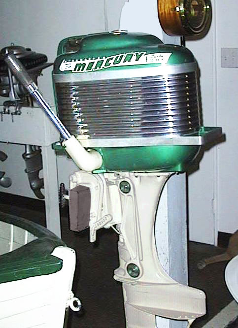 Old Outboard Motors : The redneck riviera antique outboard motor club