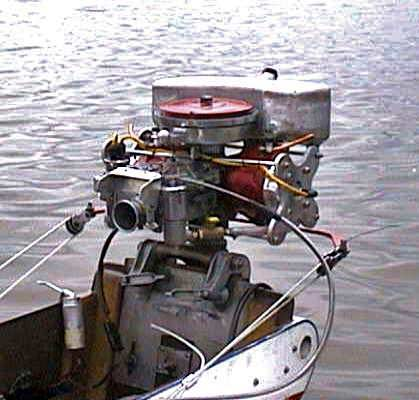 Overhaul boat motors all boats for Outboard motor repair training online
