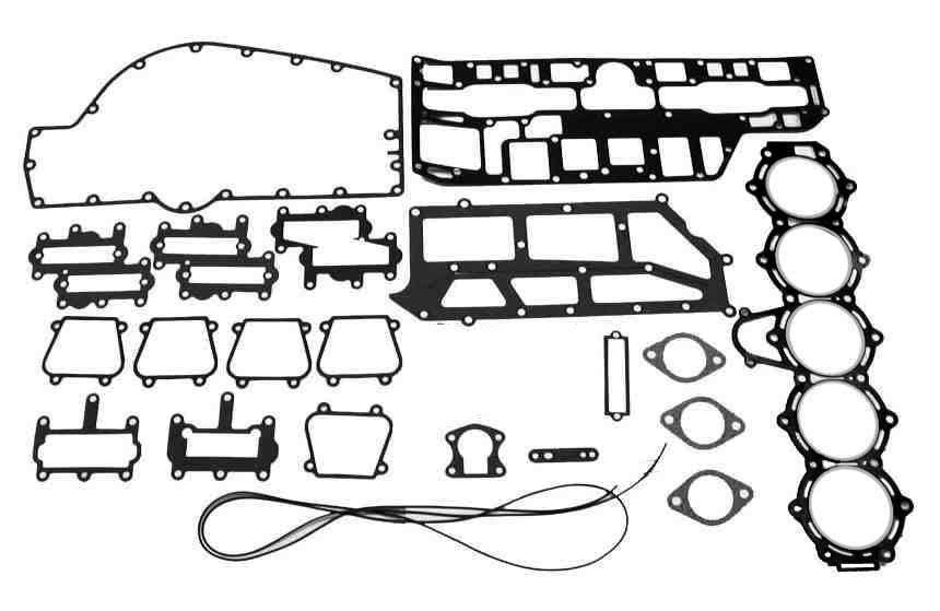 Chrysler Force Outboard Motor Head Gaskets And Gasket Kits