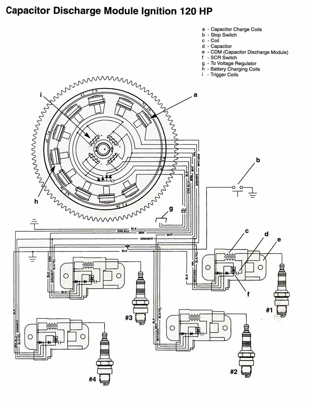 1969 mercury 1000 outboard motor wiring diagram   47