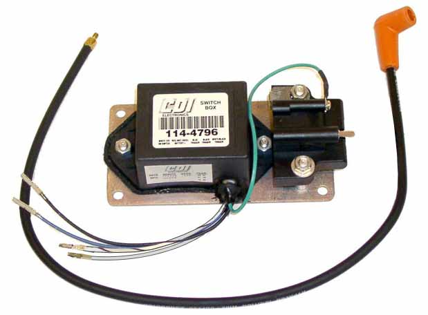114 4796 mercury mariner outboard motor stators, triggers, switchboxes Mercury Wiring Harness Diagram at crackthecode.co