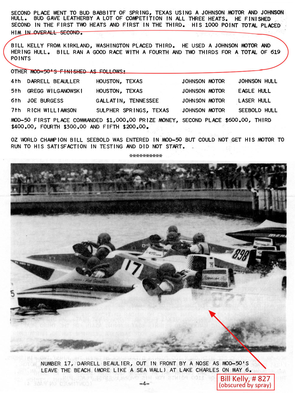Old Outboard Literature Picture Gallery
