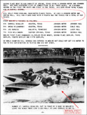 The Mastertech, 3rd Place, 1979  Professional Powerboat Association race