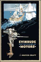 1919 Evinrude sales brochure cover