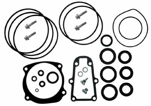 Gearcase Seal Kits For Johnson Evinrude And Omc Sea Drive Models