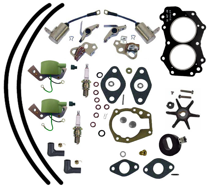 5 5.5 6 7.5 9.5 hp rpl 18-5006 172522 Tune-up Kit for Johnson Evinrude 3 4