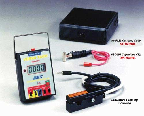 #321 DIGITAL WIRELESS TACHOMETER