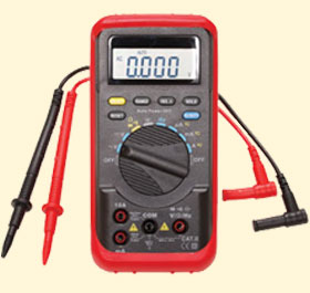 Electronic Specialties - Model #480A Auto-Ranging Multimeter