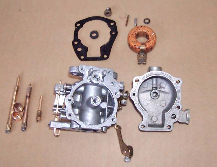TUNE UP YOUR OLDER MID-SIZE JOHNSON-EVINRUDE OUTBOARD MOTOR